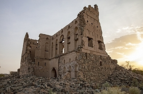 Omani Stock Photo of Omani ancient ruin