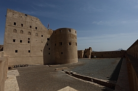 Omani Stock Photo of Forts, Architecture, Buildings