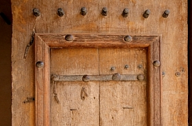Omani Stock Photo of Architecture, Door post, Objects
